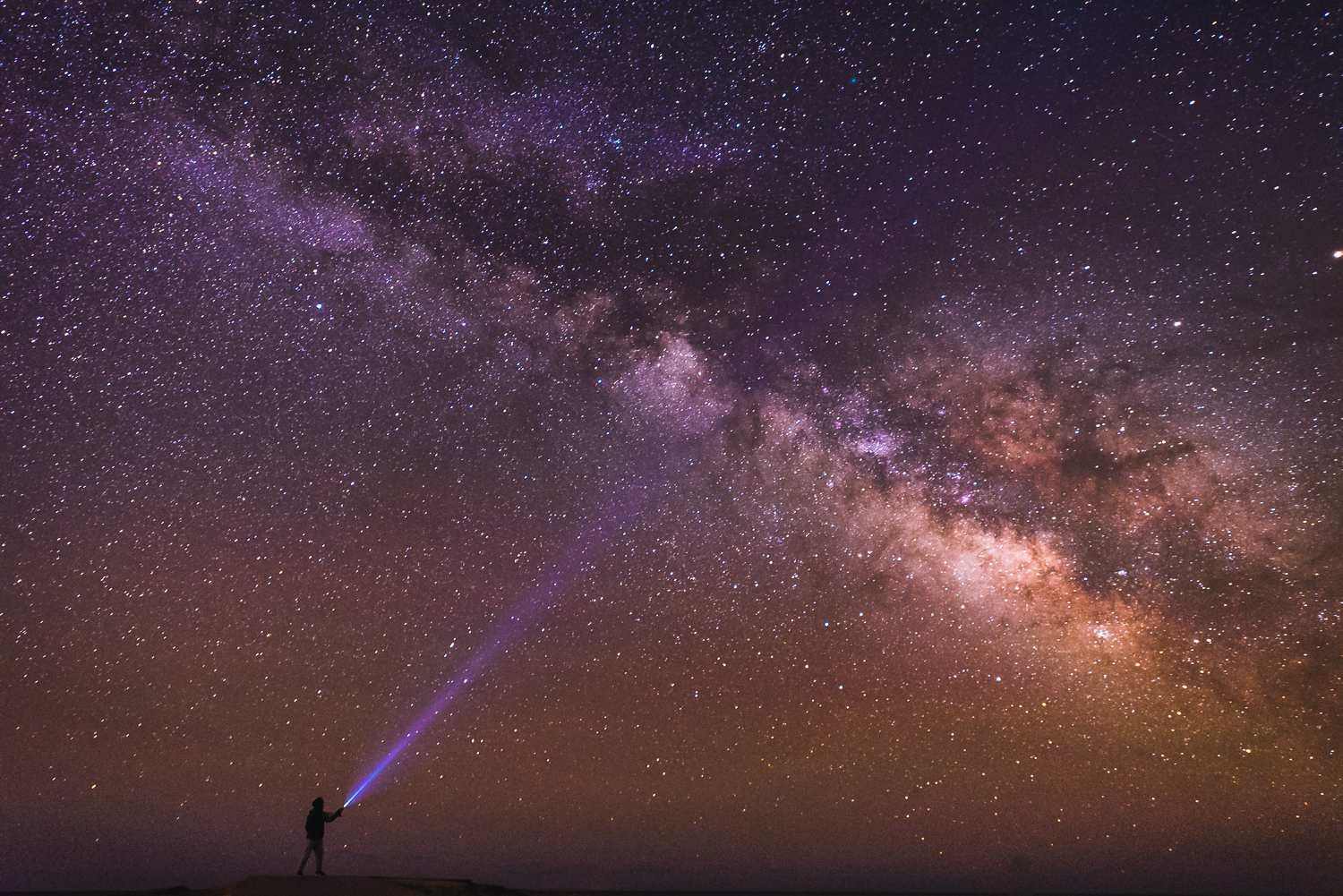 Milky Way Chasers — paolopix