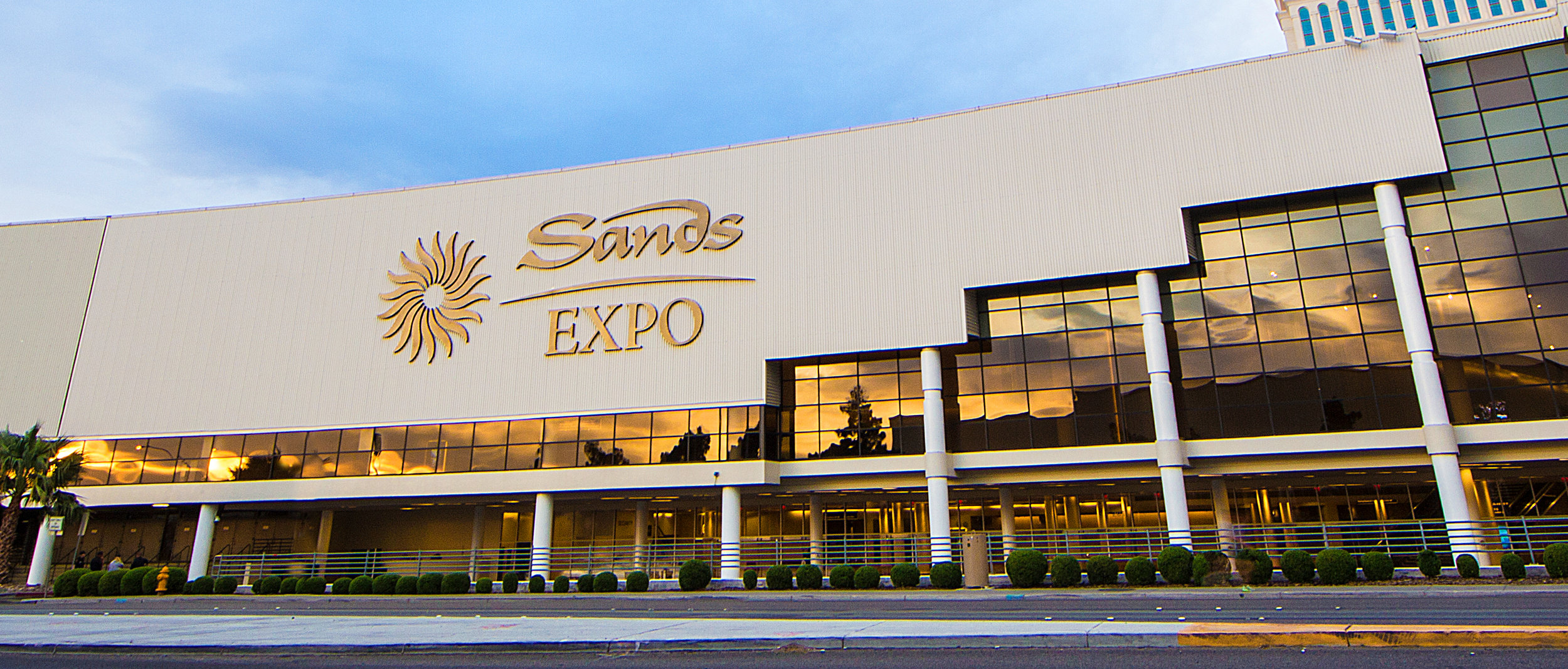Sands Convention Center home of the 2017 Shot Show. Below are just a couple of pics from this years show
