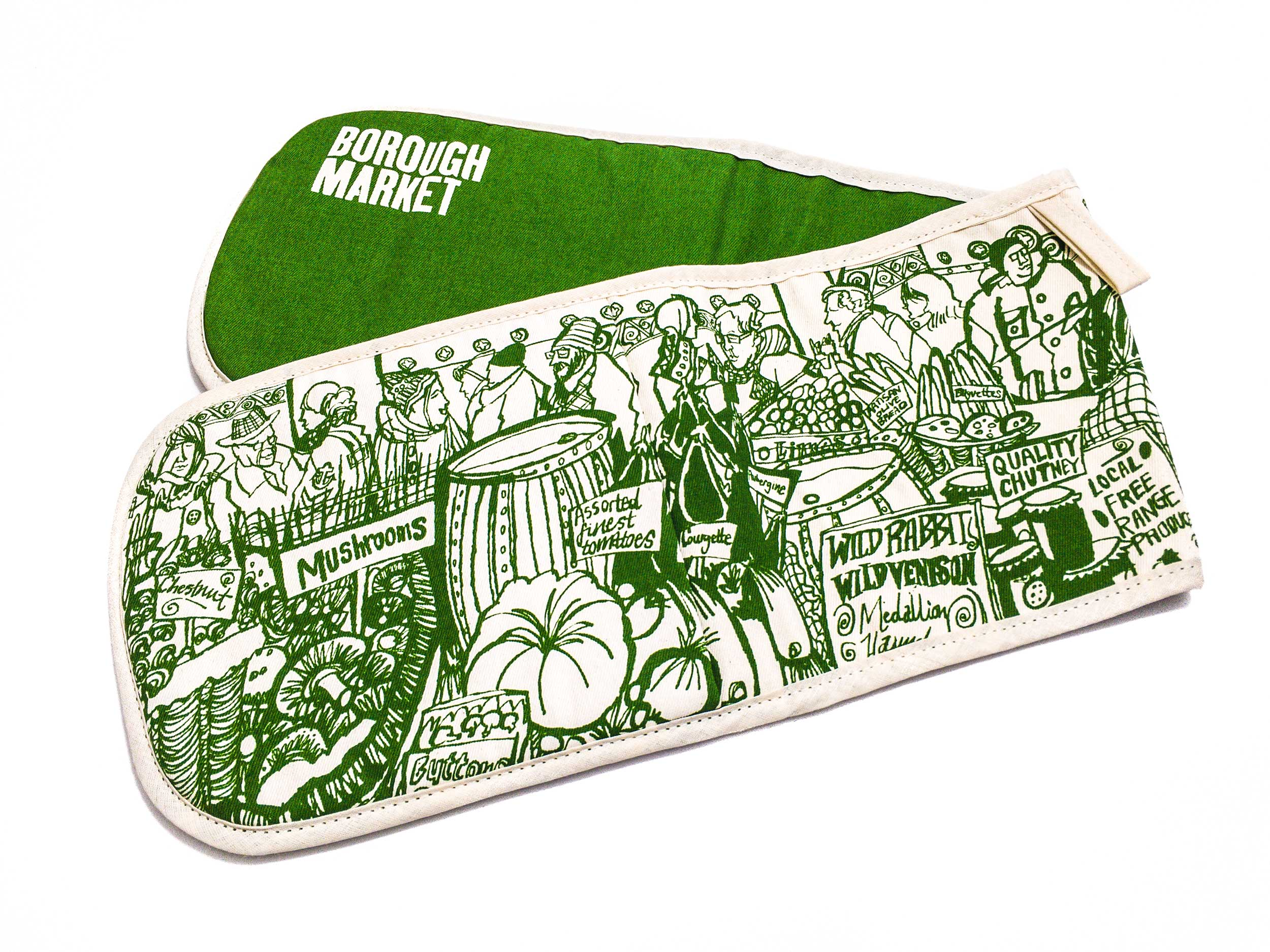 Borough Market merchandise by James Oses, image 5