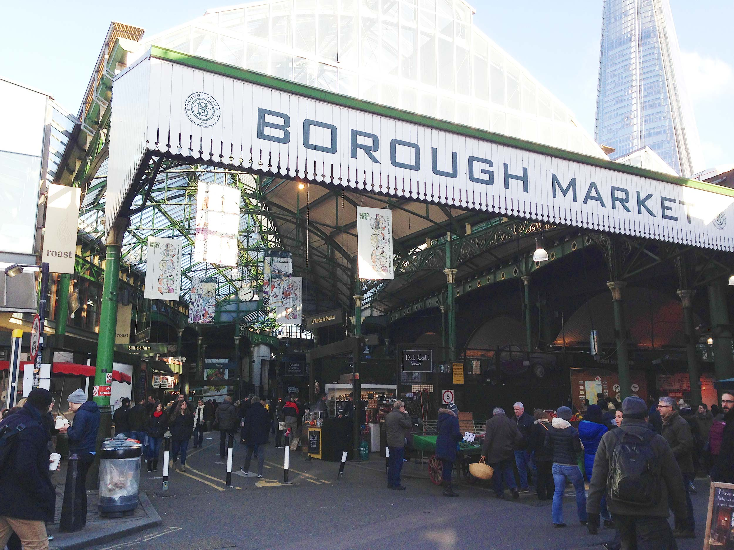 Borough Market at 1000 by James Oses, image 8