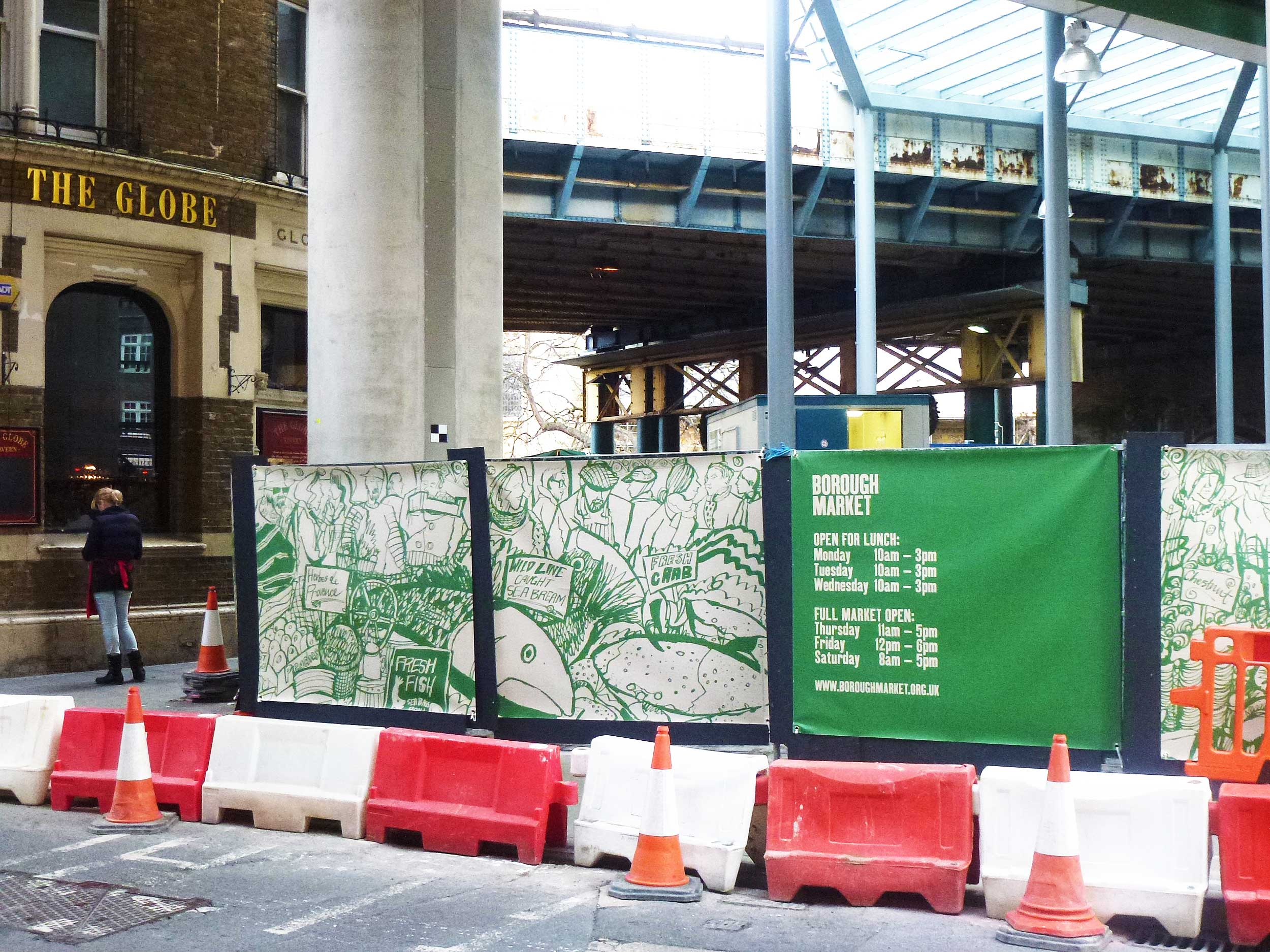 More Borough Market by James Oses, image 2