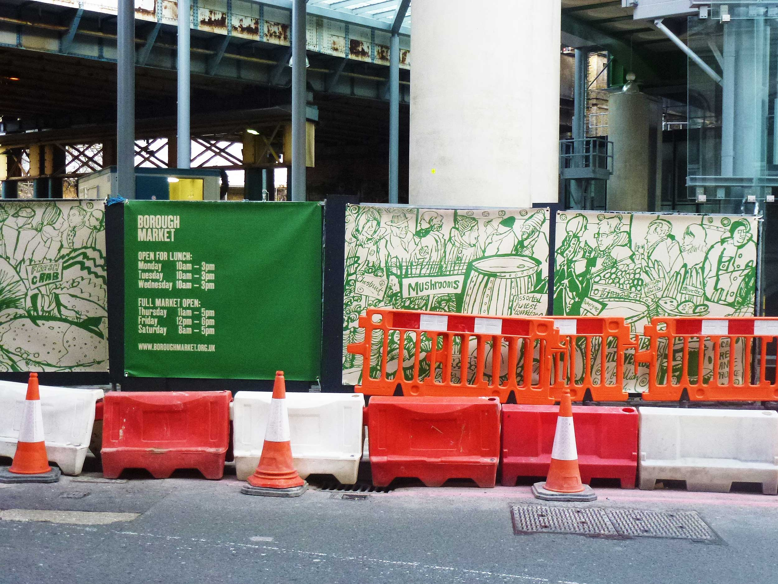 More Borough Market by James Oses, image 3