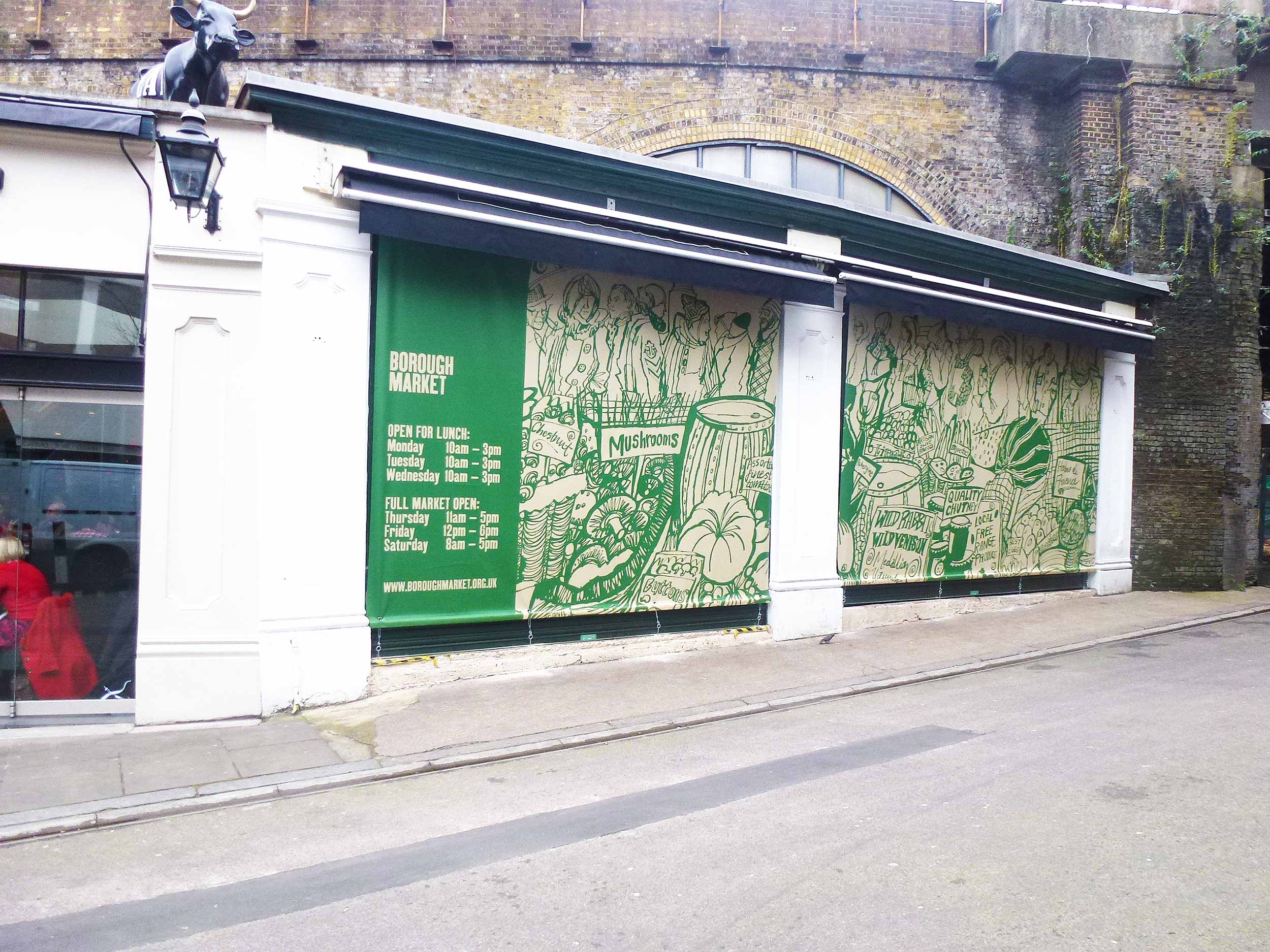 More Borough Market by James Oses, image 7
