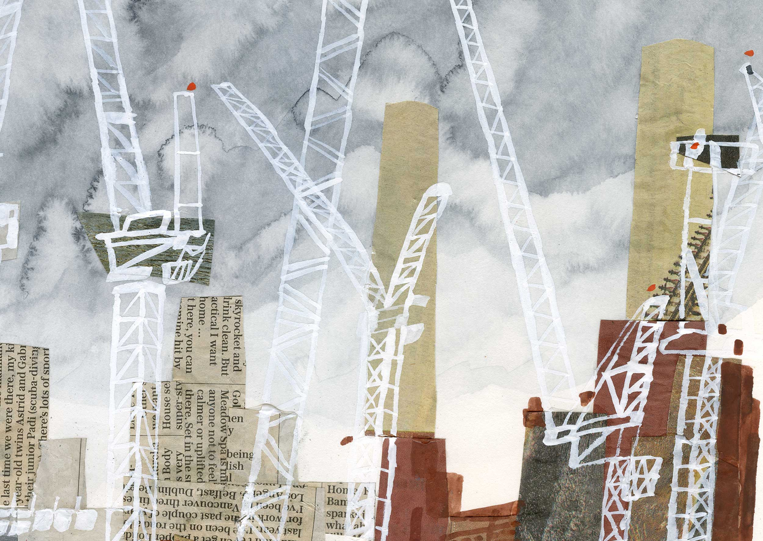 Battersea Power Station by James Oses, image 4