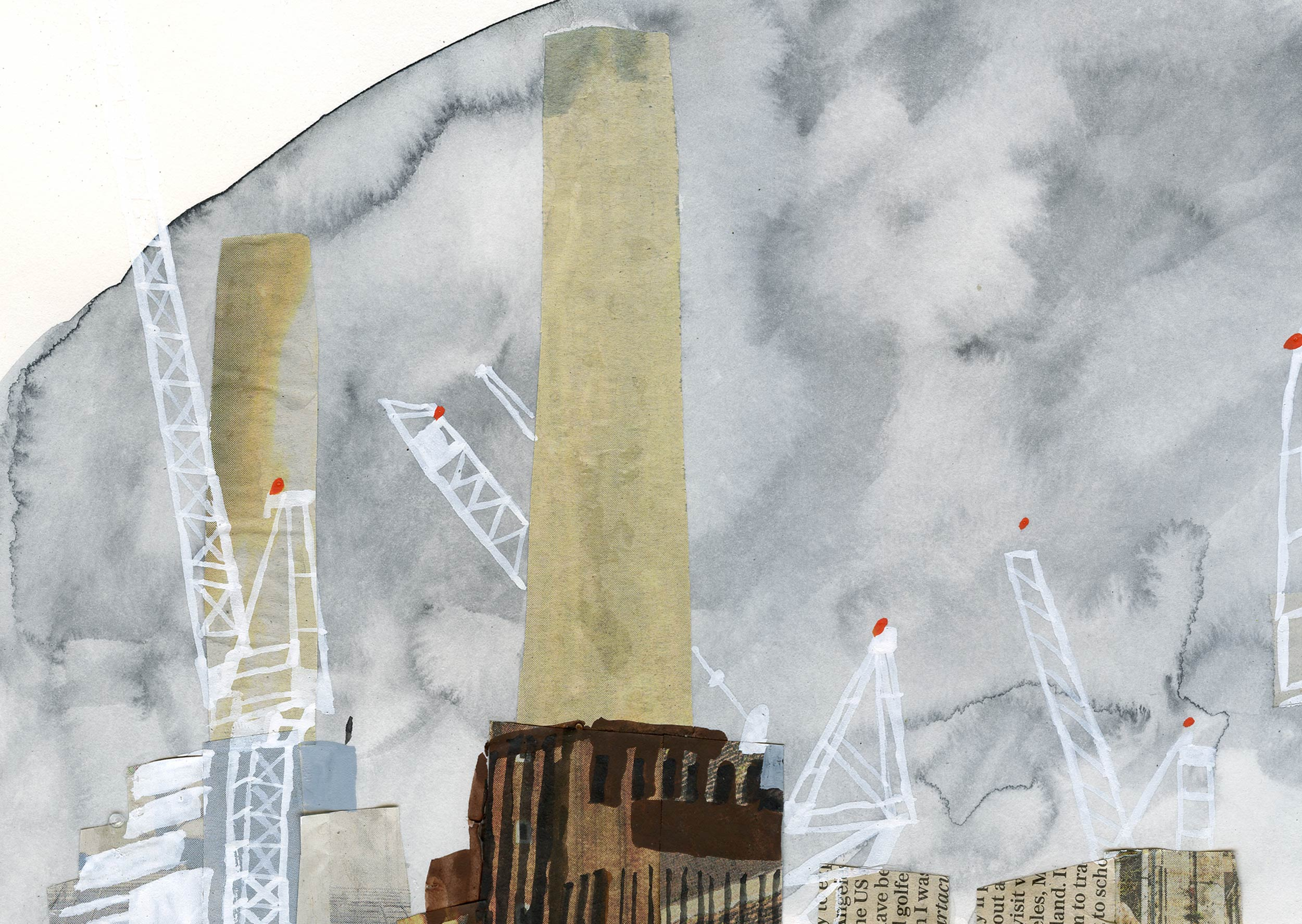 Battersea Power Station by James Oses, image 2