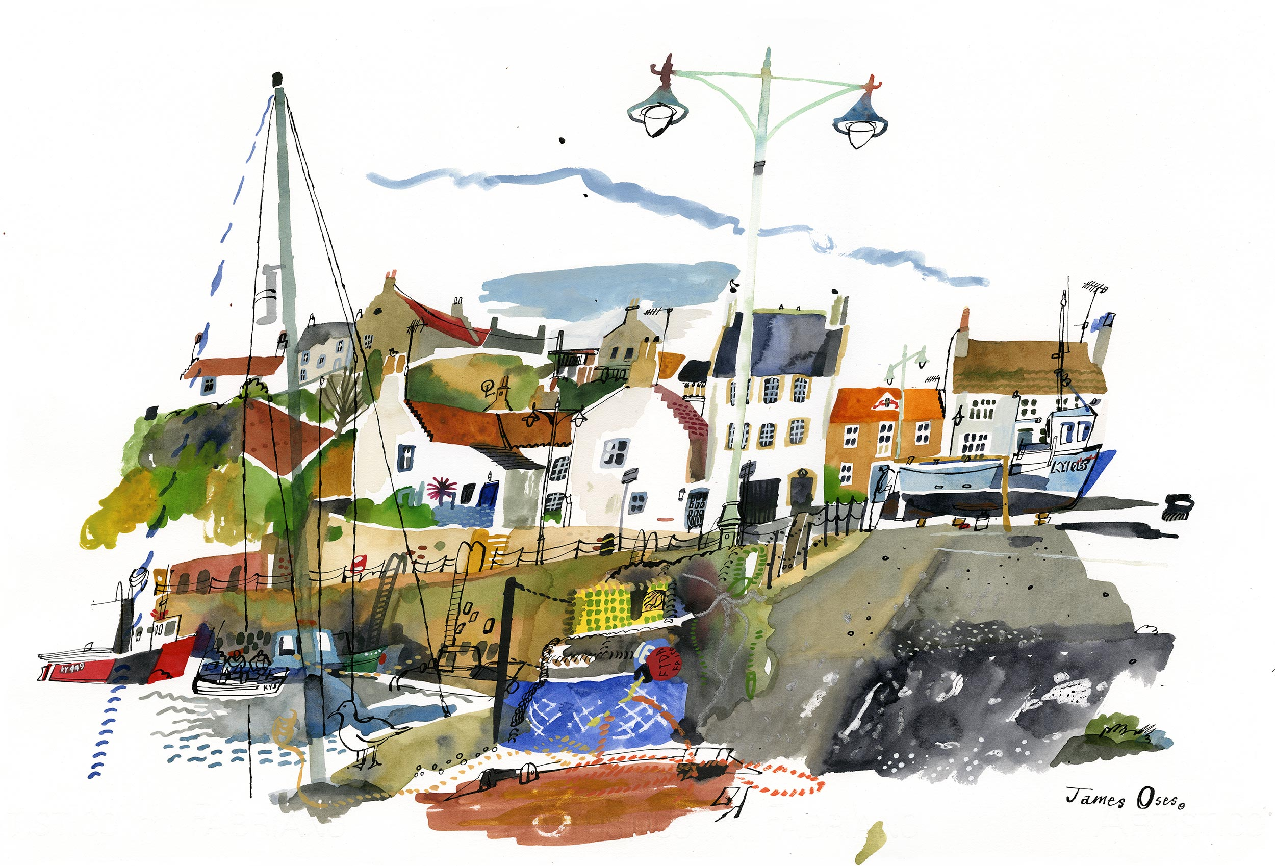 Crail, Fife by James Oses, image 1