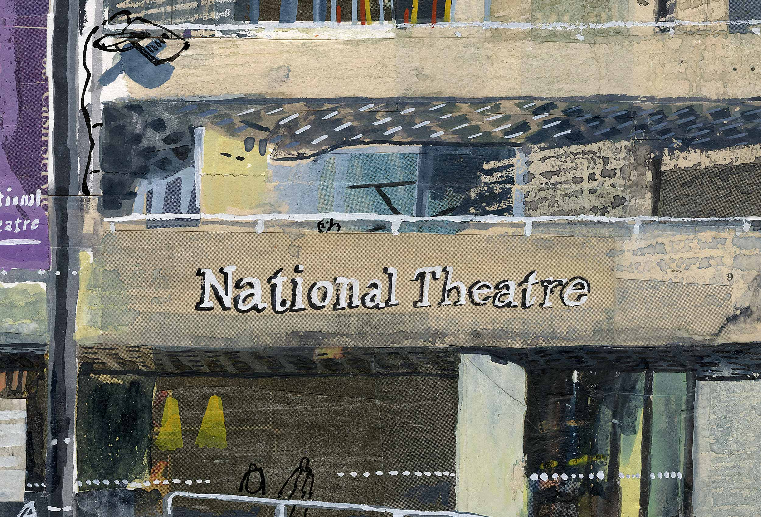 National Theatre by James Oses, image 2