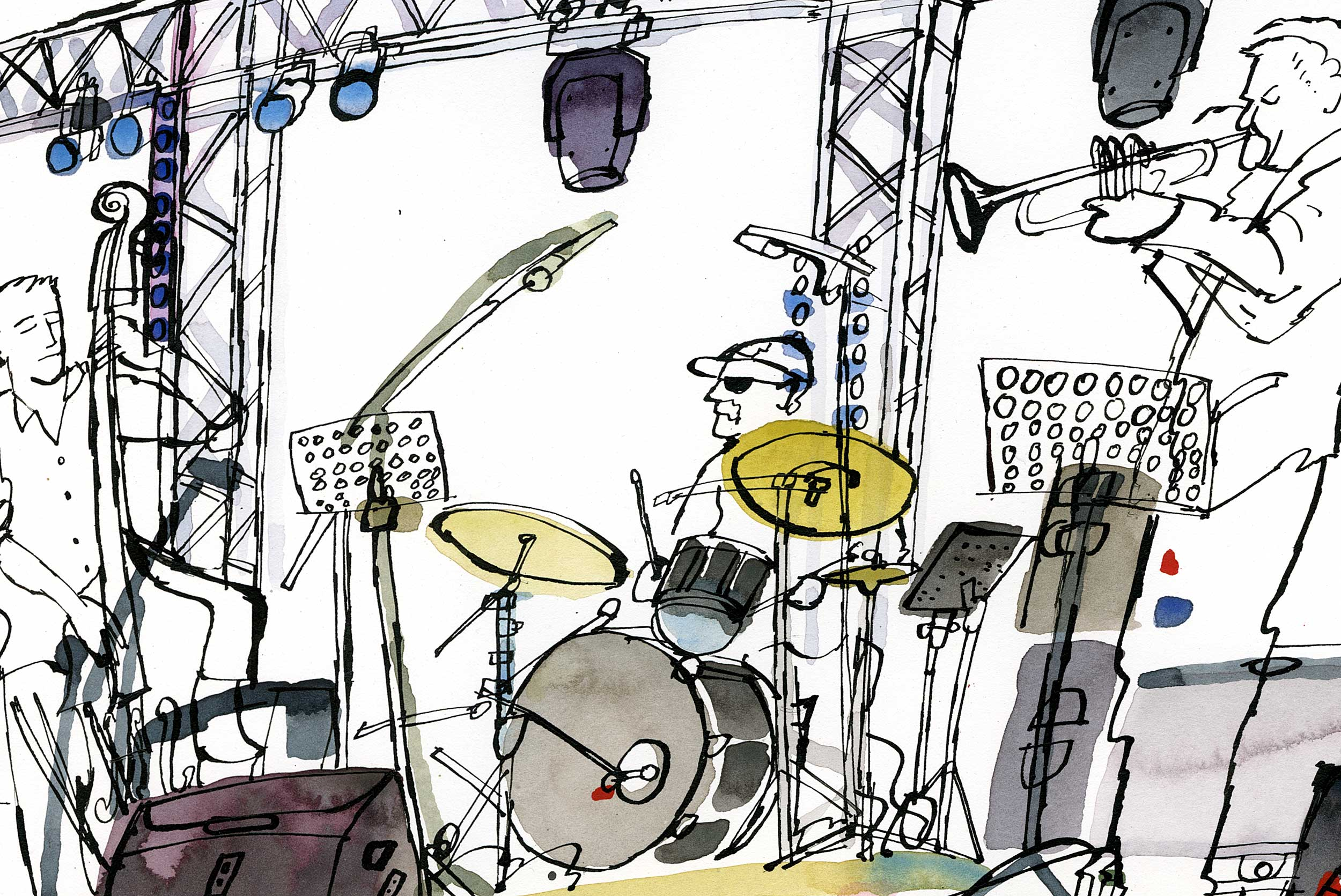 Ealing Jazz Festival by James Oses, image 2