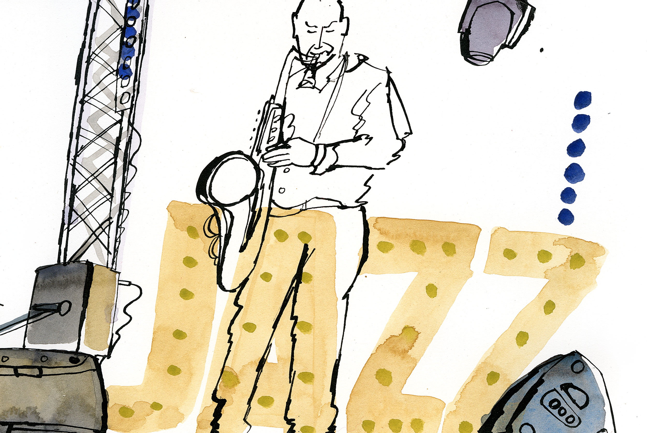 Ealing Jazz Festival by James Oses, image 3
