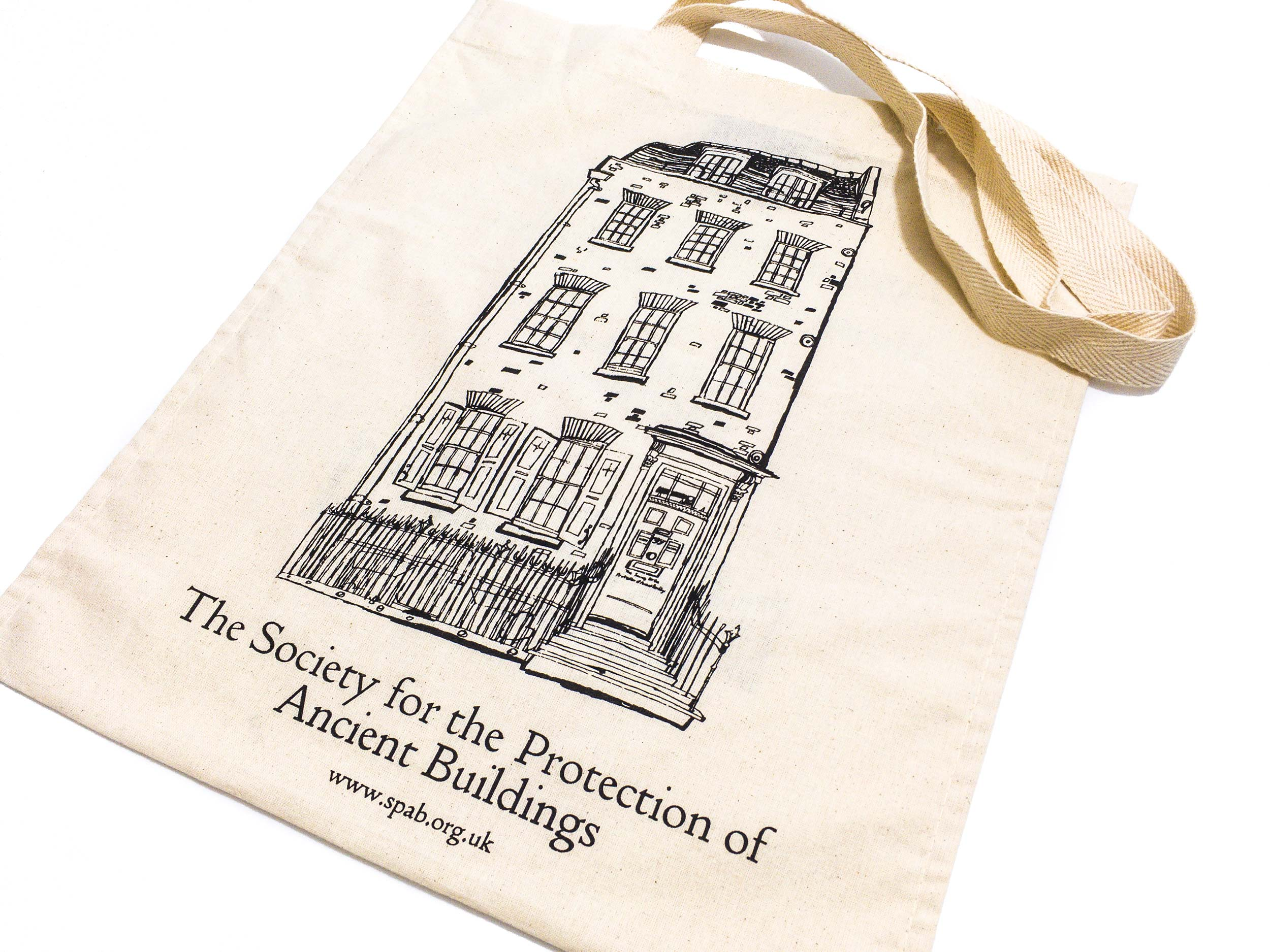 Canvas bag for the SPAB by James Oses