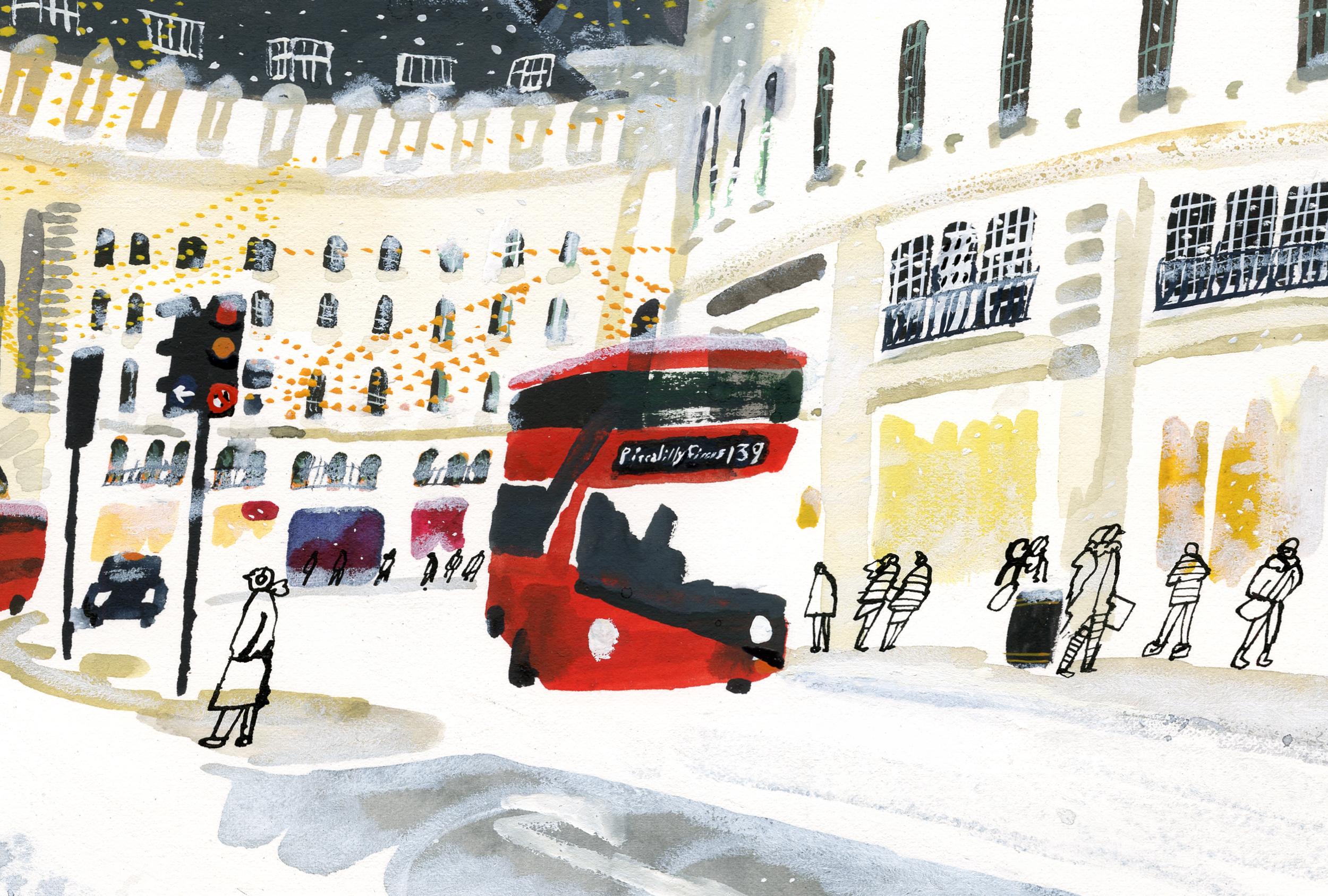 Regent Street by James Oses, image 4