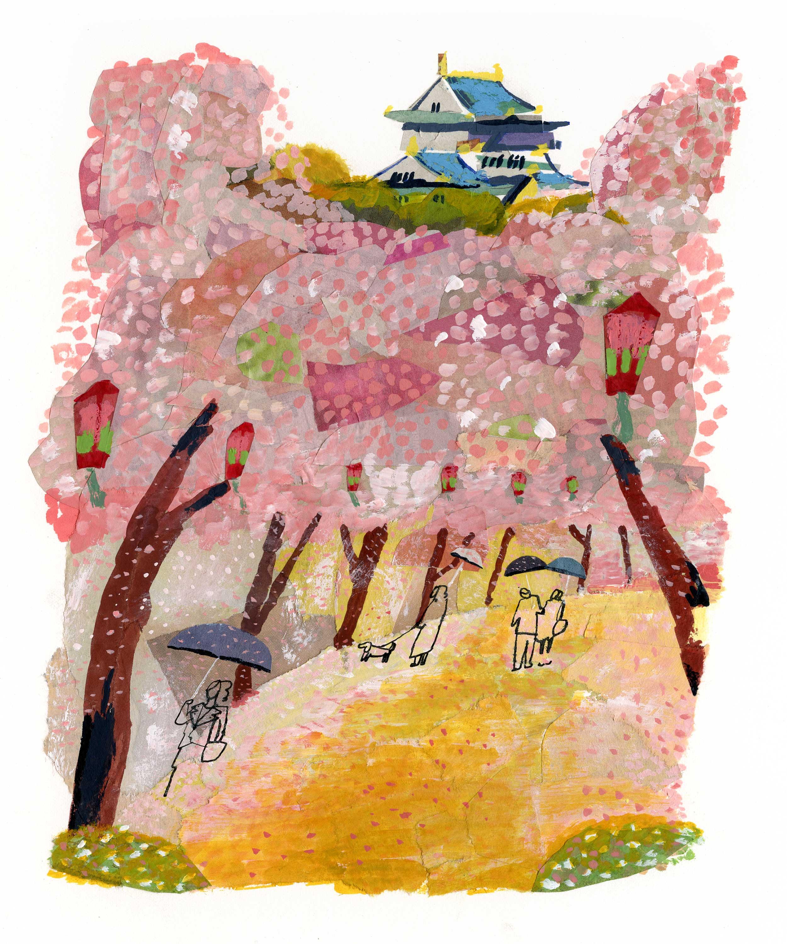St Regis Beyond illustrations by James Oses, image 9