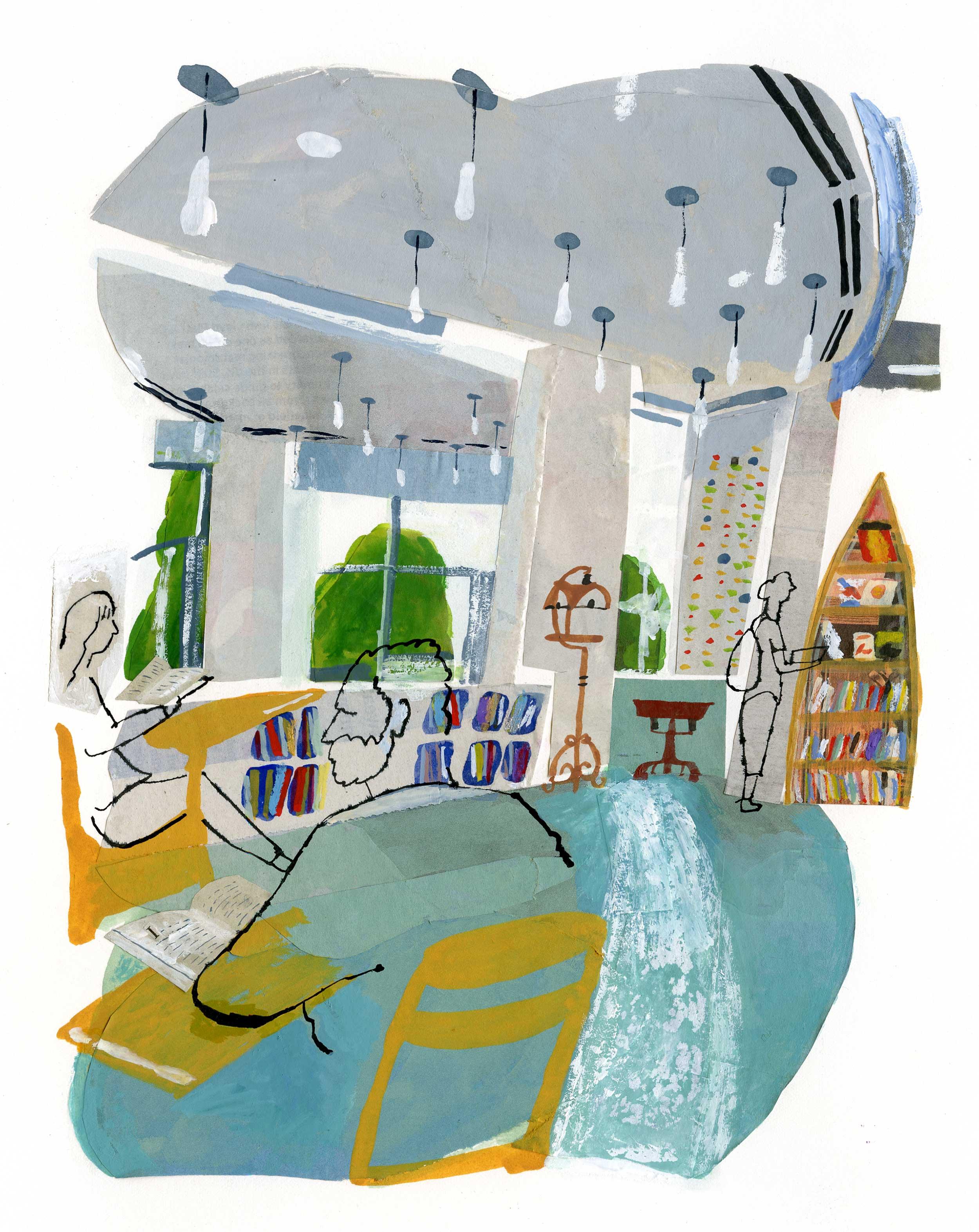 St Regis Beyond illustrations by James Oses, image 10