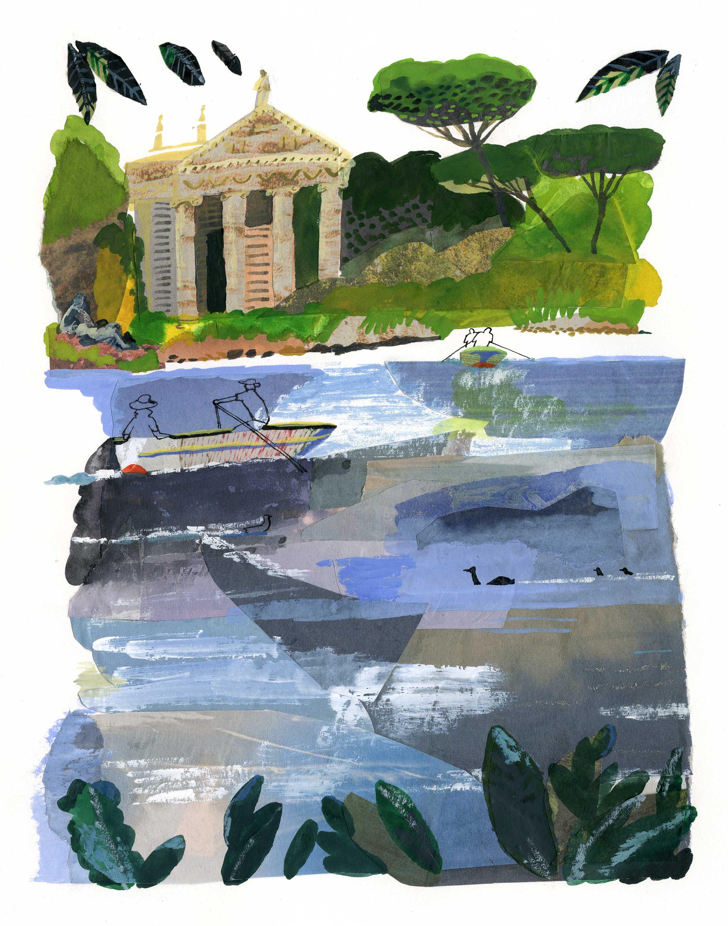 St Regis Beyond illustrations by James Oses, image 7