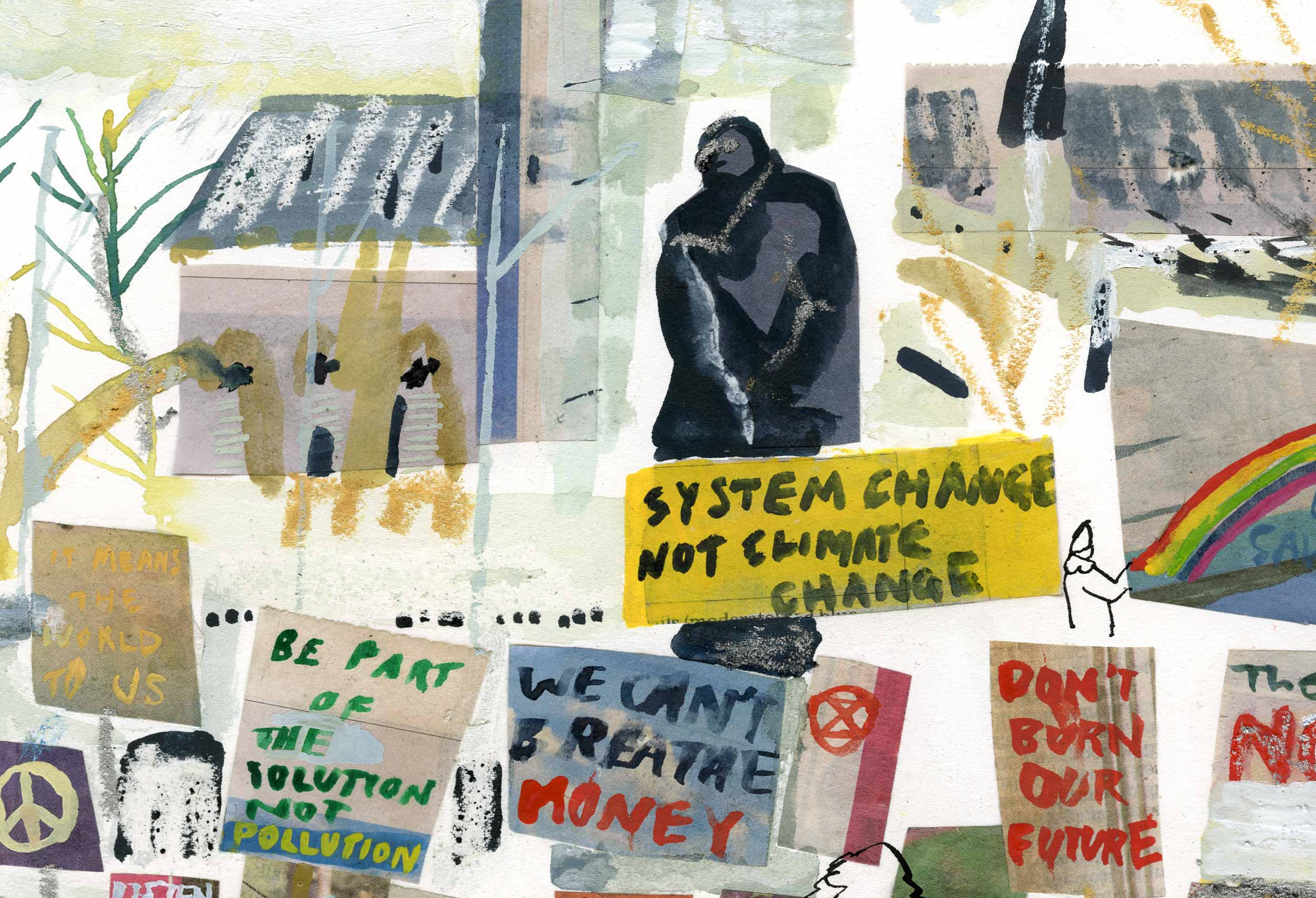School strike for climate by James Oses, image 4