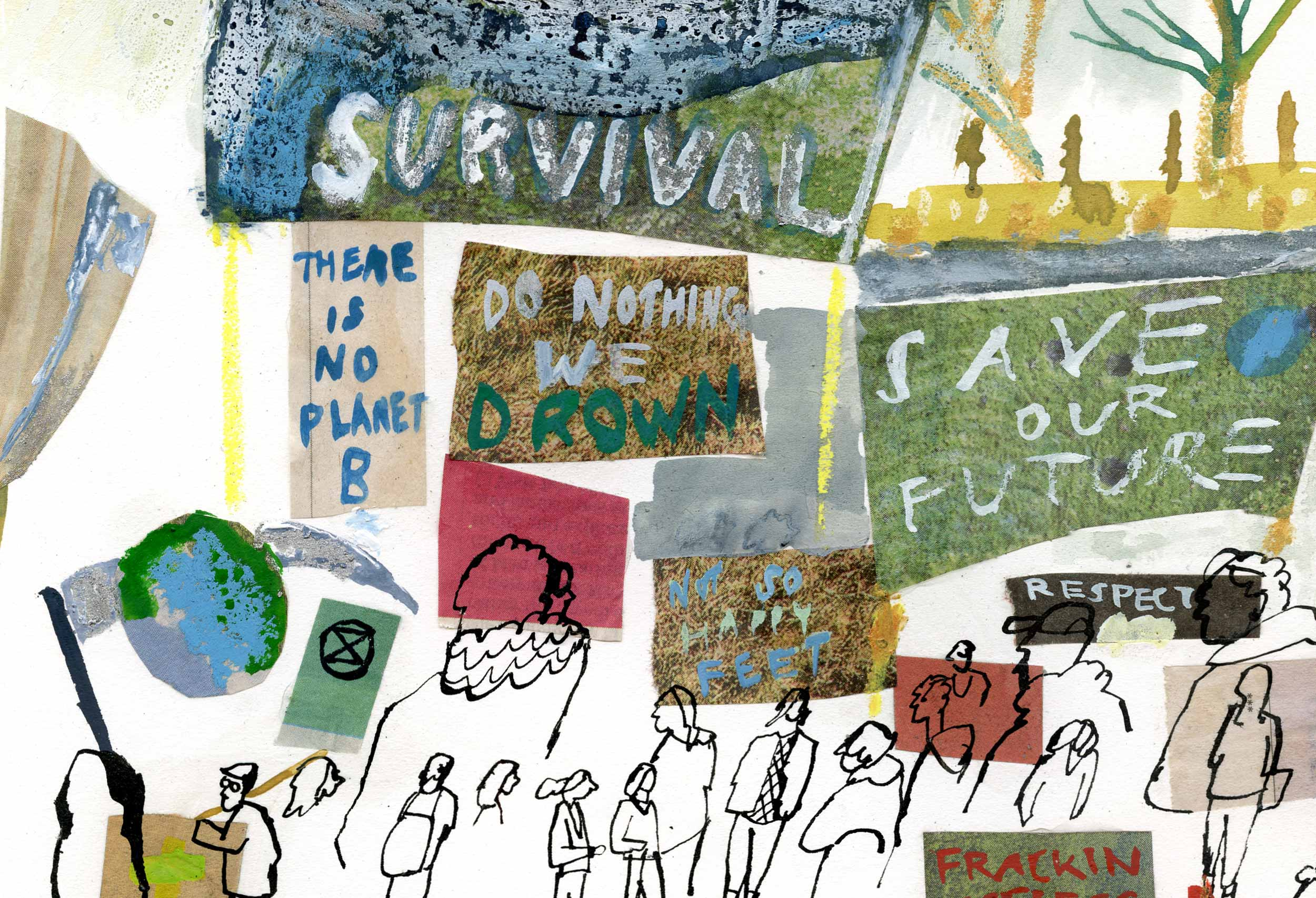 School strike for climate by James Oses, image 2