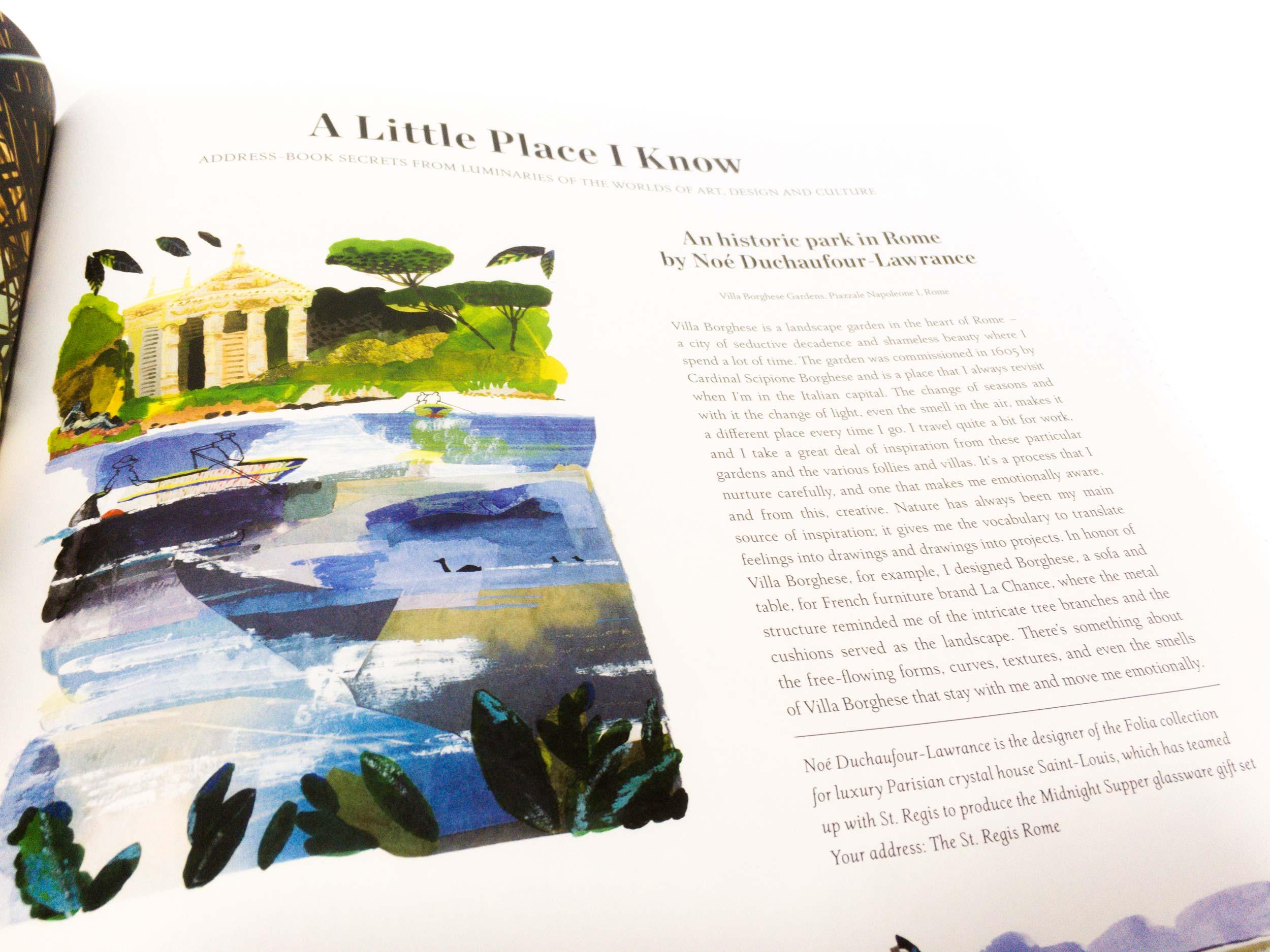 St Regis Beyond illustrations by James Oses, image 2