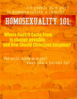 Homosexuality 101