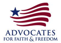 Advocates For Faith & Freedom