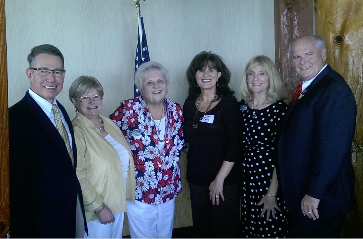 Bob+Kathleen Dees, Lynette Williams, Donna+Woody Woodrum.JPG