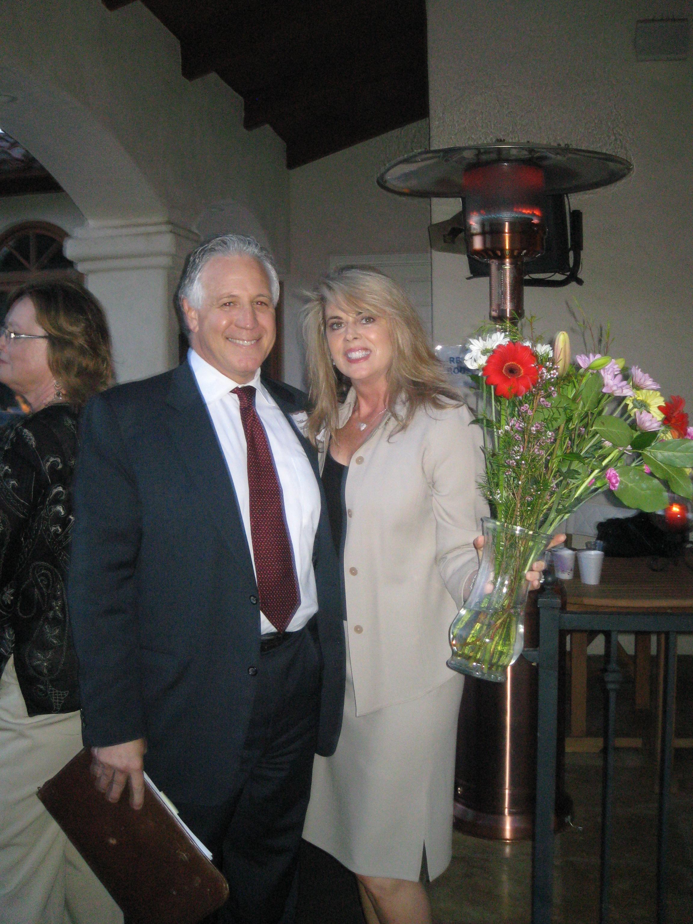 Chuck Limandri and Wife.JPG