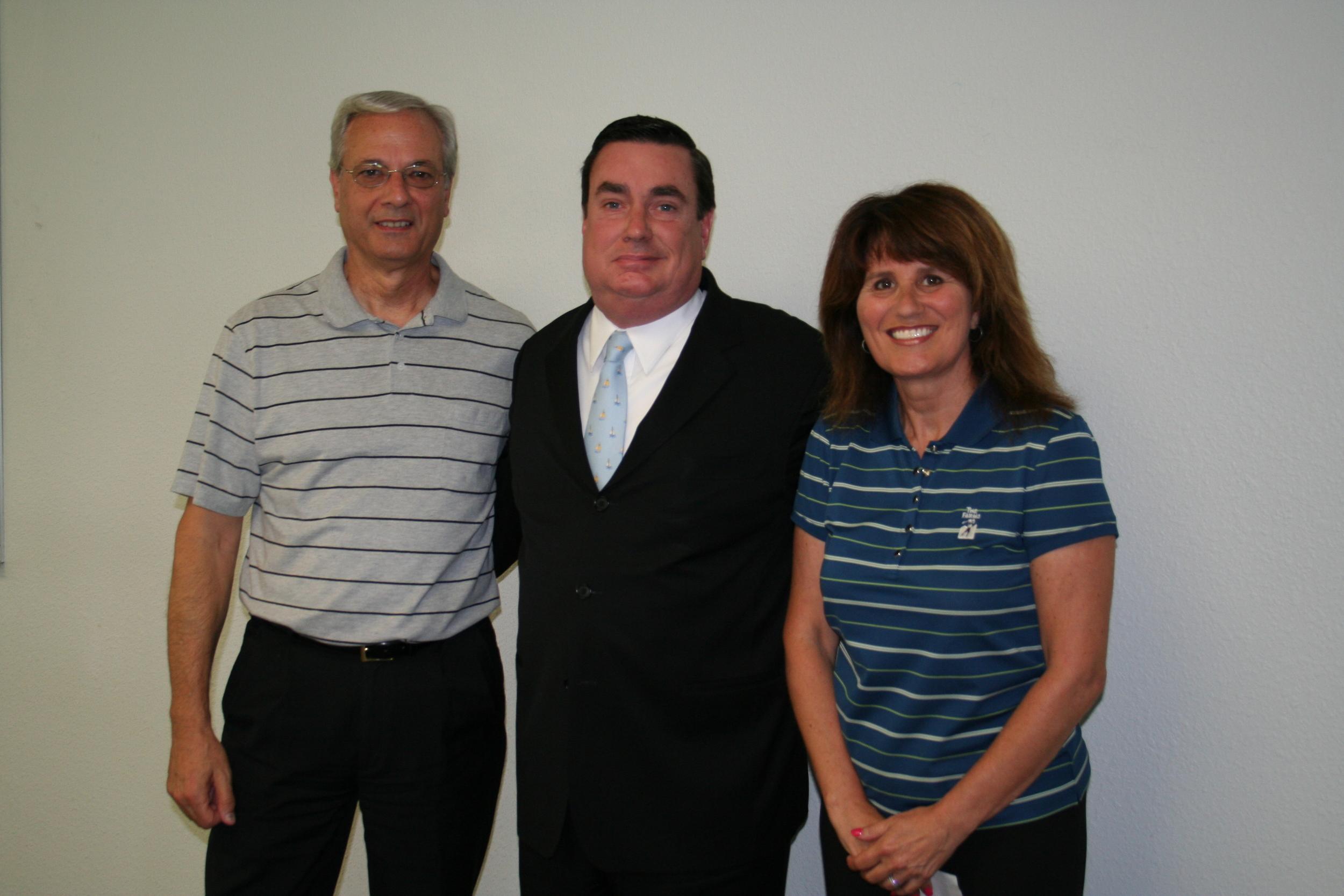 Frank K, Joel Anderson, Dran.JPG