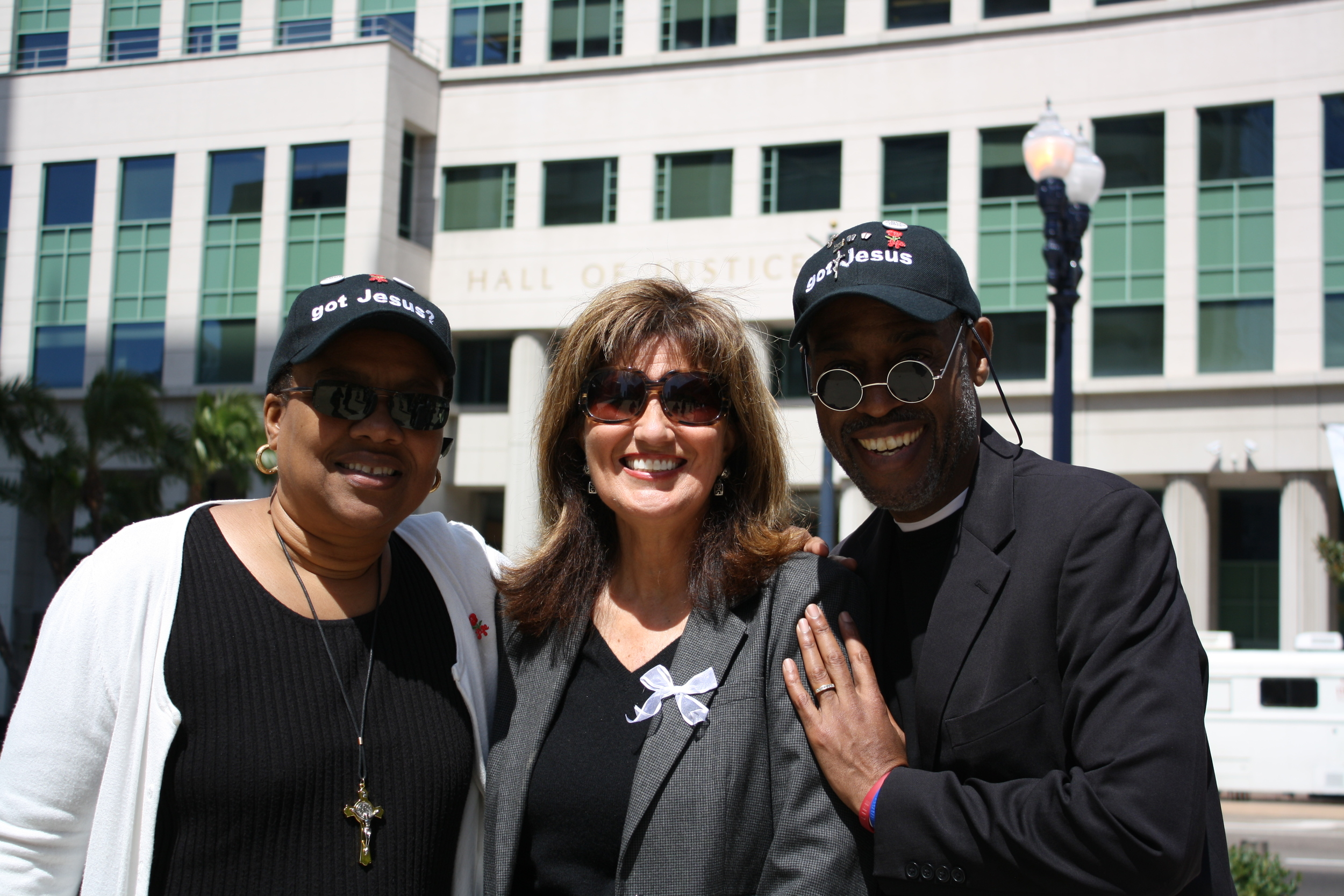 Walter and Lori Hoye, Dran.JPG