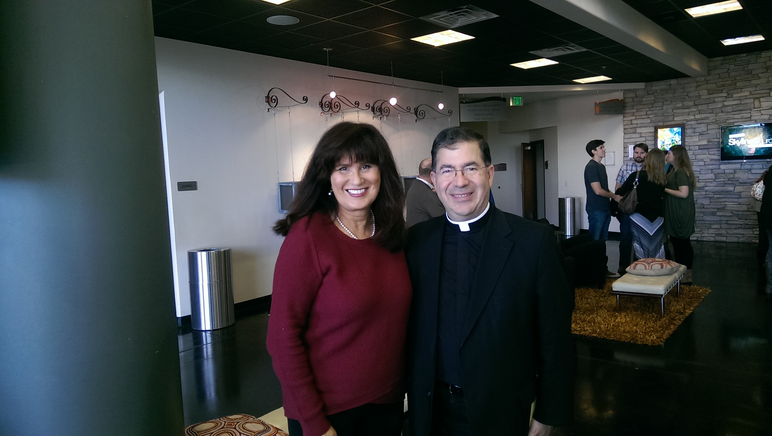 Father Pavone, Dran Reese (2).jpg