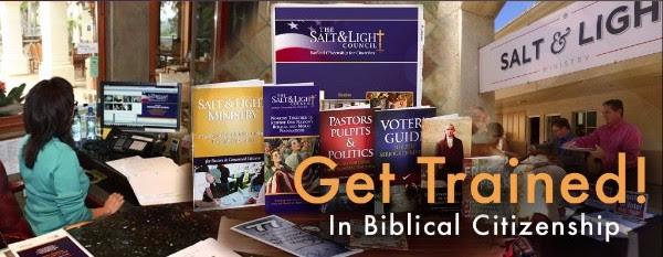 Salt & Light Council Biblical Citizenship Training
