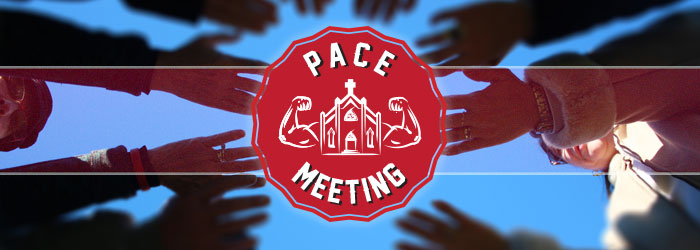 Pace Meeting