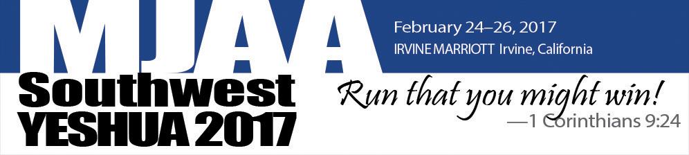 MJAA Southwest Yeshua '17 Conference