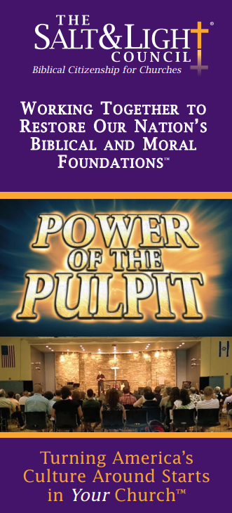 Power of The Pulpit Brochure
