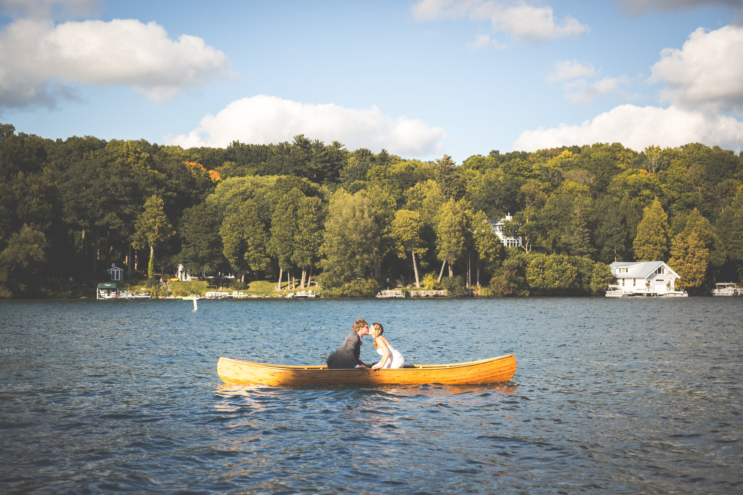 KELSEY + NATHANIEL - ELKHART LAKE WEDDING