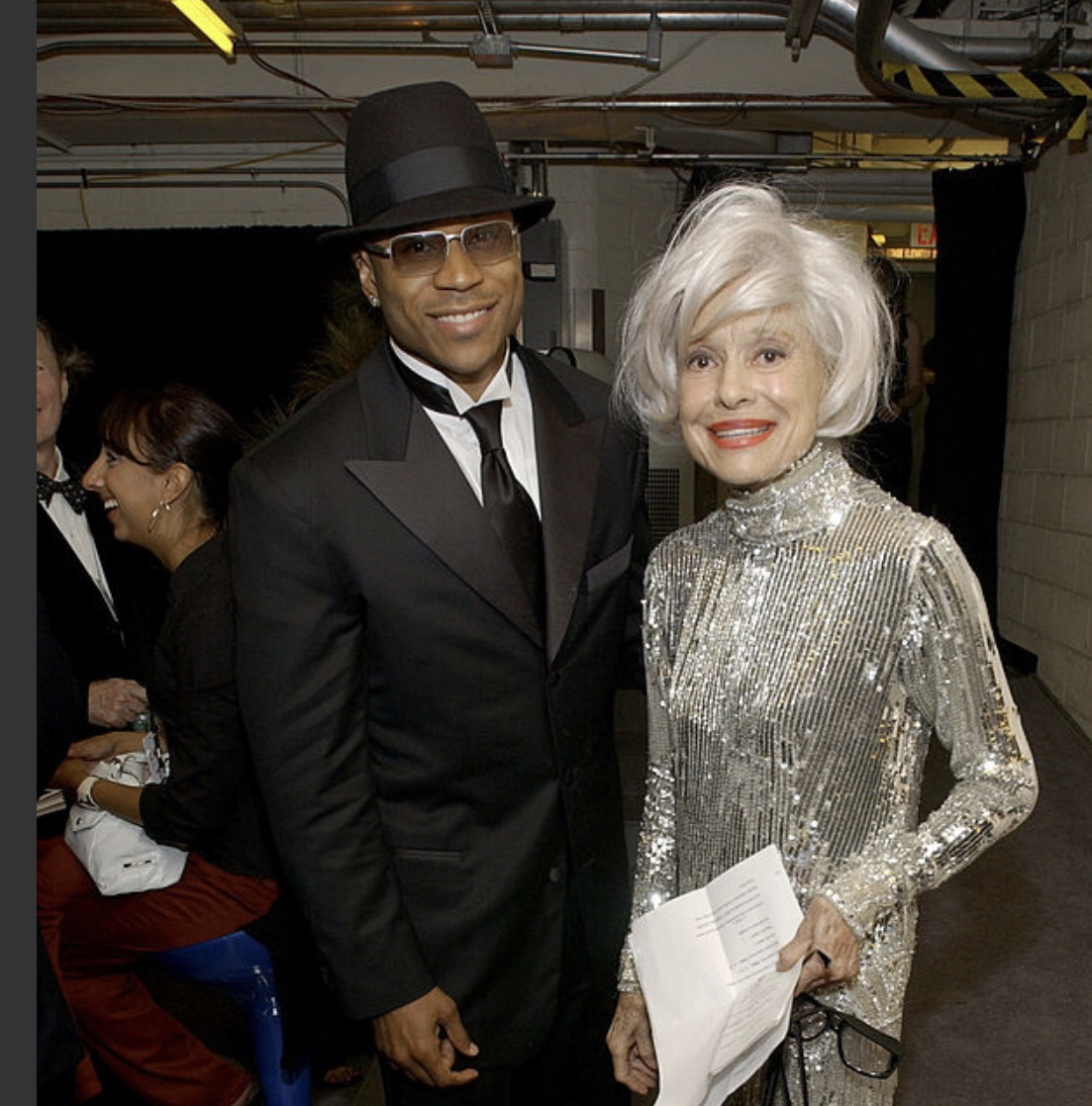 Carol Channing & LL Cool J