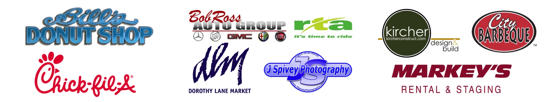 Thank you to all of our business sponsors!