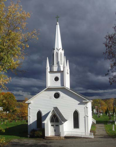 Christ Church Stellarton