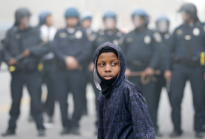 The Witness: Where Are Our White Allies? - March 25, 2016