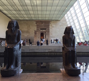No trip to The Met is complete without going to Dendur aka my favorite place in all of NYC.