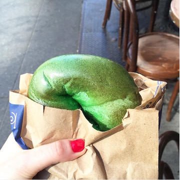 Without a green bagel, is it still St. Patrick's Day?