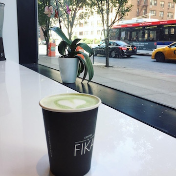 Shout out to my baristas for not judging (at least not out loud) when I start taking tons of pics of my matcha lattes. Love you so matcha :)