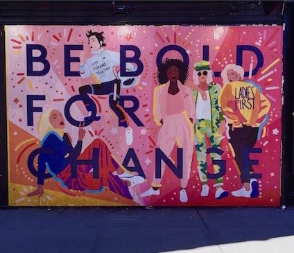 Mural Women's Day