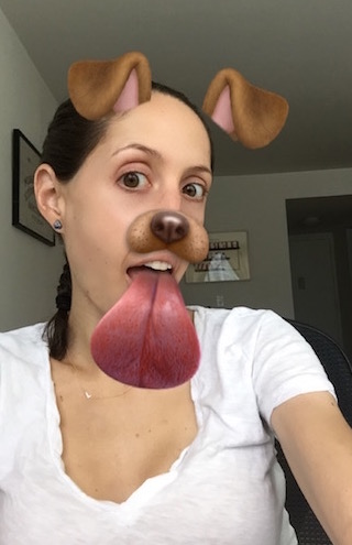 Putting it all in perspective, one puppy filter at a time.