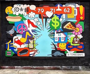 Murals of New York Tom Bob Street Art