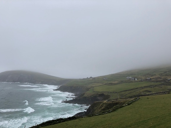 Even in the rain, Erin (aka Ireland)is gorgeous.