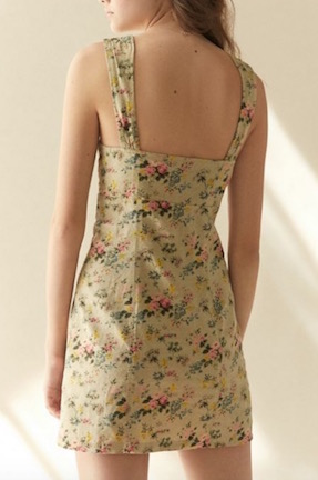 UrbanOutfitters x Laura Ashley dress