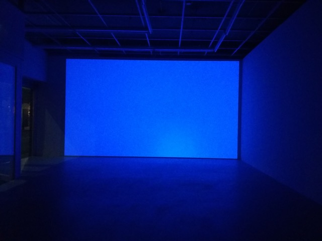 The OUT OF THE BLUE presentation starts April 19th and will be on view till April 23 2017.  Screening days: Wednesday (17:00-21:00) Thursday, Friday and Sunday (10:00-18:00). There will be a concert in the Chapel instead of the screening.