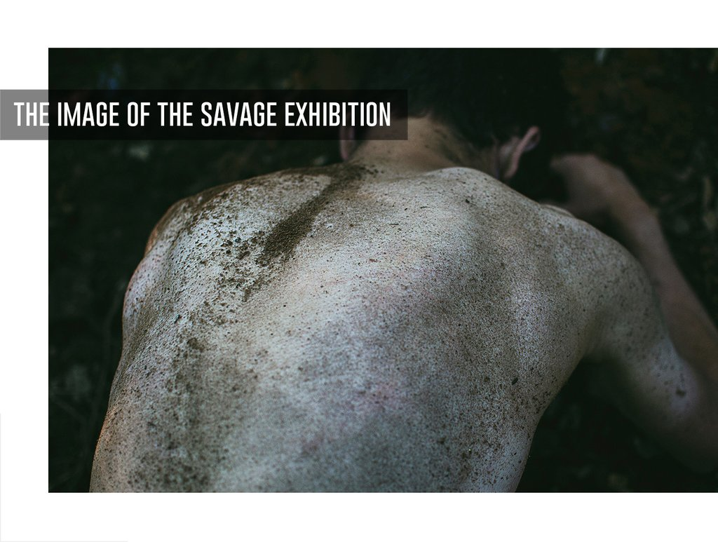 """T his collective exhibition wants to explore the natural and wild state of the humankind through a series of photographic and graphic works by authors from various backgrounds. The show, set up at the Millepiani Gallery in Rome, is open on the 3rd of May until the 31st.  The Image of the Savage describes the big escape of the humanity from the modern world, towards a primordial dimension, in order to (re)discover its roots and itself through different """"narrative sequences"""": in fact, the artworks will be exhibited in three rounds, alternately rotating within the gallery for the whole duration of the show.  .Overall, during the visit of this collective one can notice that the artists try to give a complex and articulated vision around two main subjects: the human beings and the nature. Starting from these two focuses that inevitably meet (or, on the contrary, collide), a solid connection is generated and proposed to the public in a huge variety of aspects, both positive and negative. Every human being is thus identified in a remote dimension, or captured while approaching the nature, immersed in it or completely absent. The human body is often at the centre of the scene, being presented through details, or hidden, kept secret; quoting Rousseau, it is offered in its most authentic """"state of nature"""", directly in touch with everything around him – the earth, the sky, the water…"""