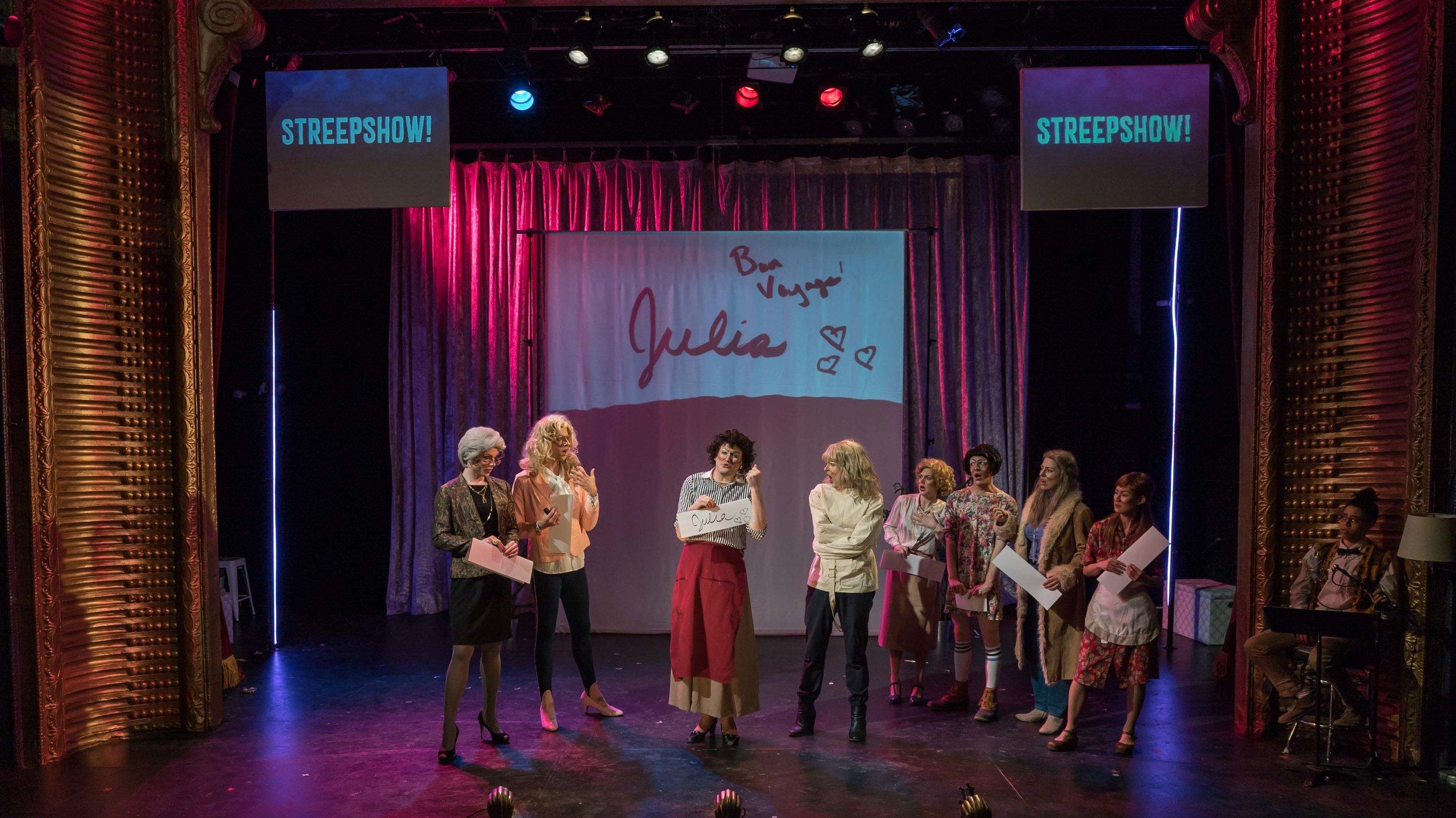 Streepshow! Episodes 1 through 4
