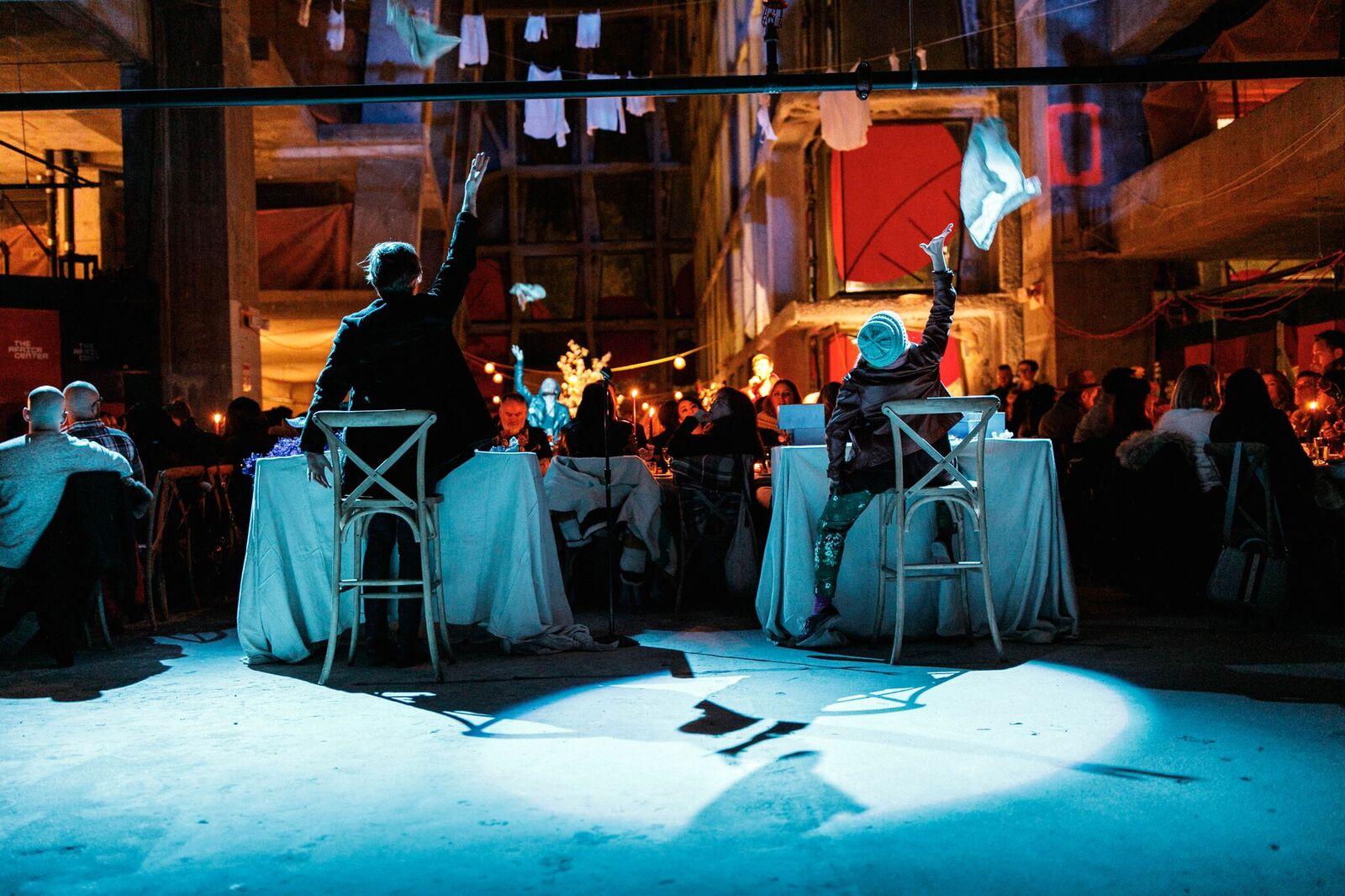 Secret Supper: The Musical