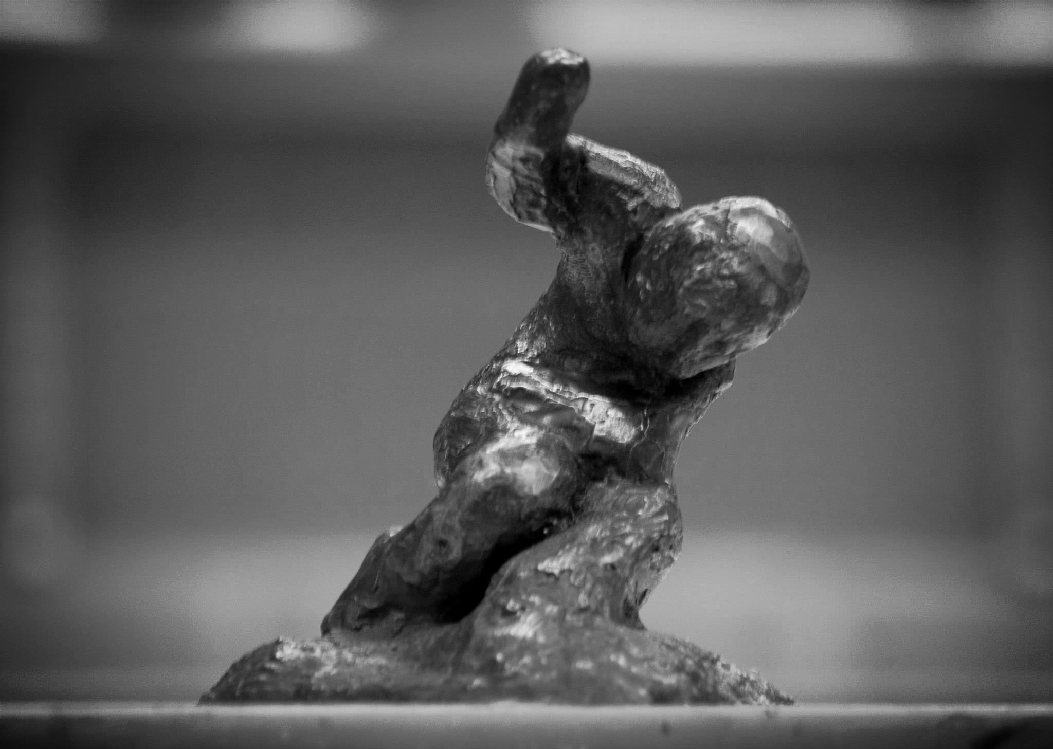 Bronze Figure I, 2012